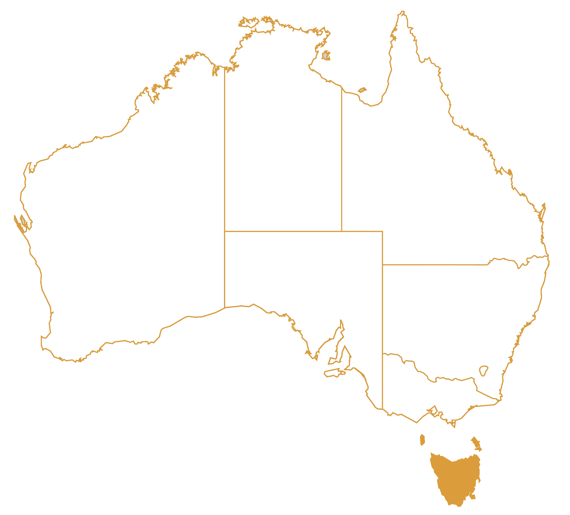 Australia-Tasmanie