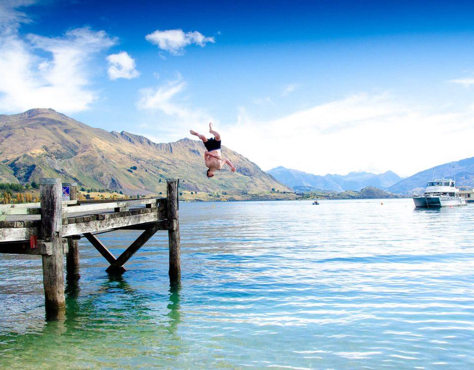 Lake Wanaka, Zuidereiland