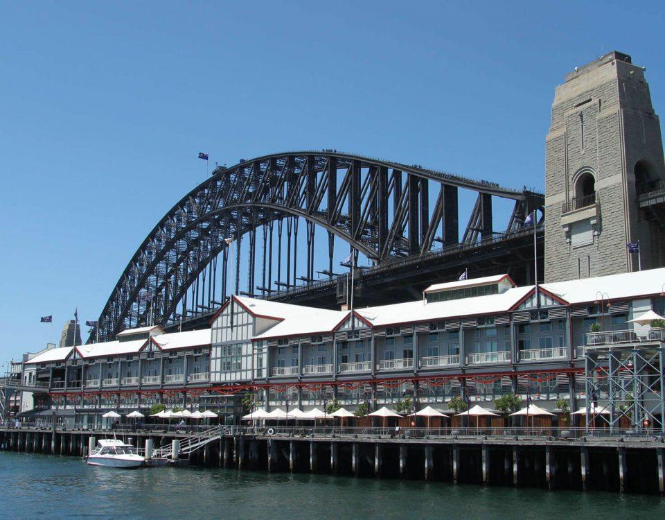 Pier One Hotel, Sydney