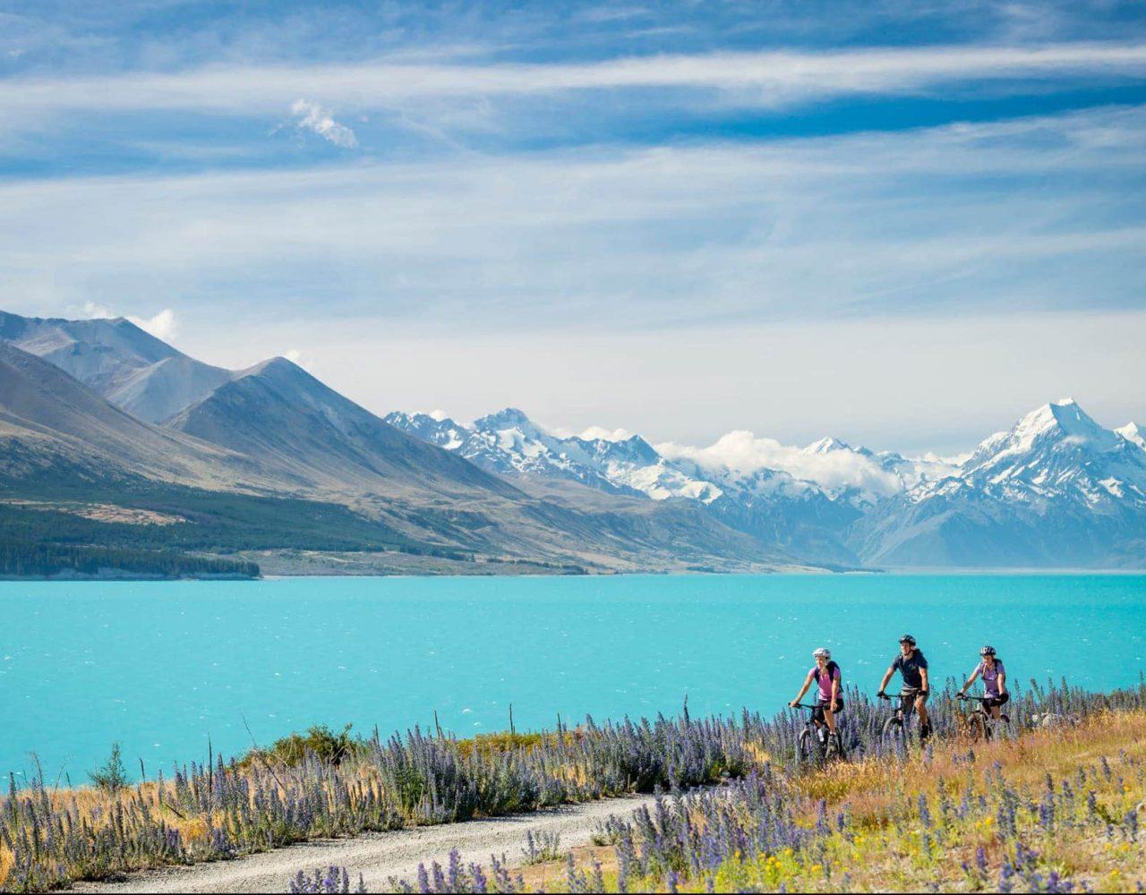 Copy of Lake Pukaki, Zuidereiland, Nieuw-Zeeland